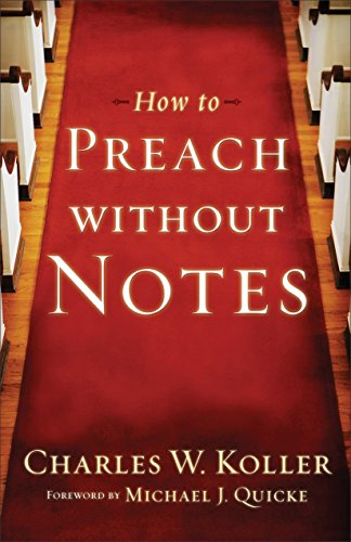 howtopreachwithoutnotes